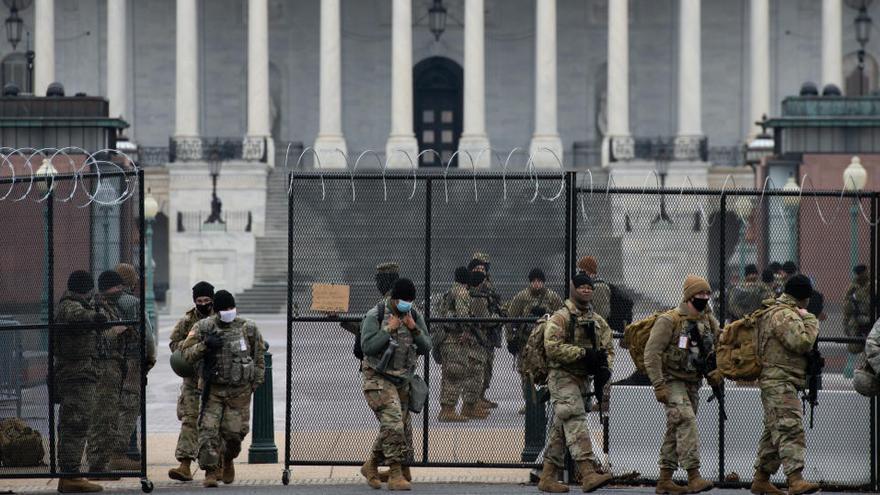 Una comisión similar a la del 11-S investigará el asalto al Capitolio de Washington