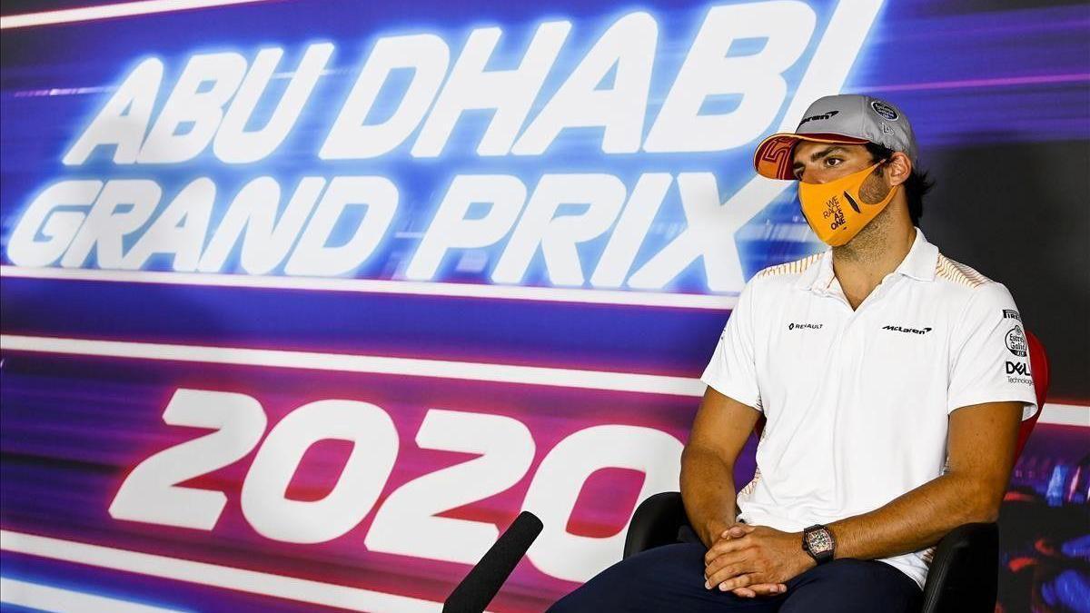 Carlos Sainz ante el nuevo reto con Ferrari