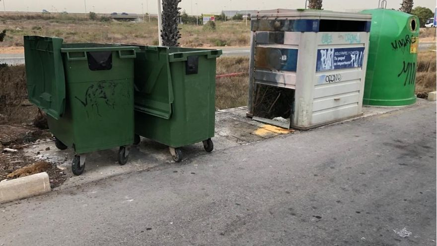 Vox cuestiona el abandono municipal en el barrio de La Veleta de Torrevieja