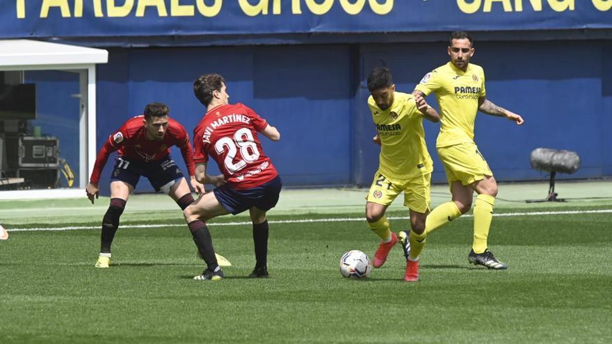 El Villarreal pierde ante Osasuna con el VAR y el meta visitante como protagonistas (1-2)