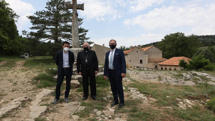 VÍDEO | Una firma histórica para dar una nueva vida a Sant Joan de Penyagolosa