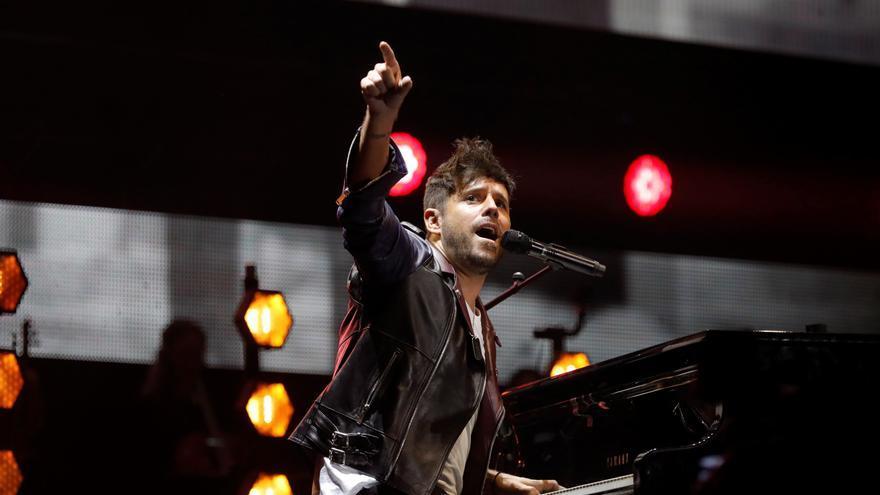 Pablo López ya ha vendido el 40% del aforo para sus dos conciertos en A Coruña