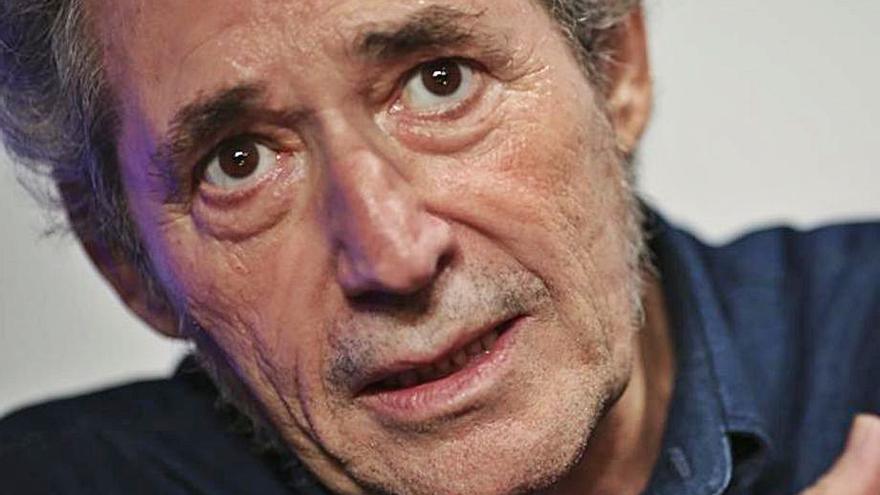Miguel Ríos: «Estoy muy contento de no haber olvidado mi clase social»
