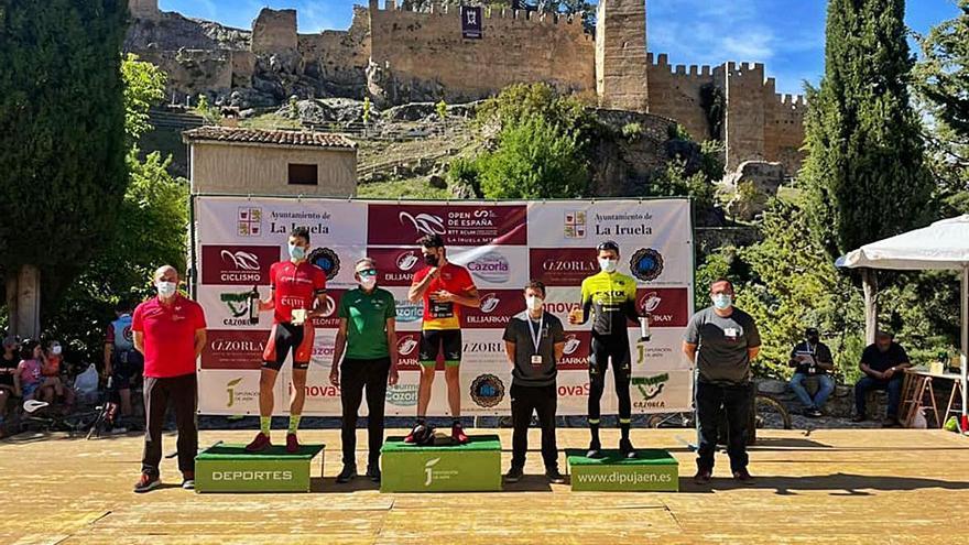 Doble podio del Extol MTB Team en el Open de España de La Iruela