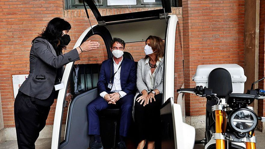 El centro de siete concejos asturianos será vedado a los coches contaminantes
