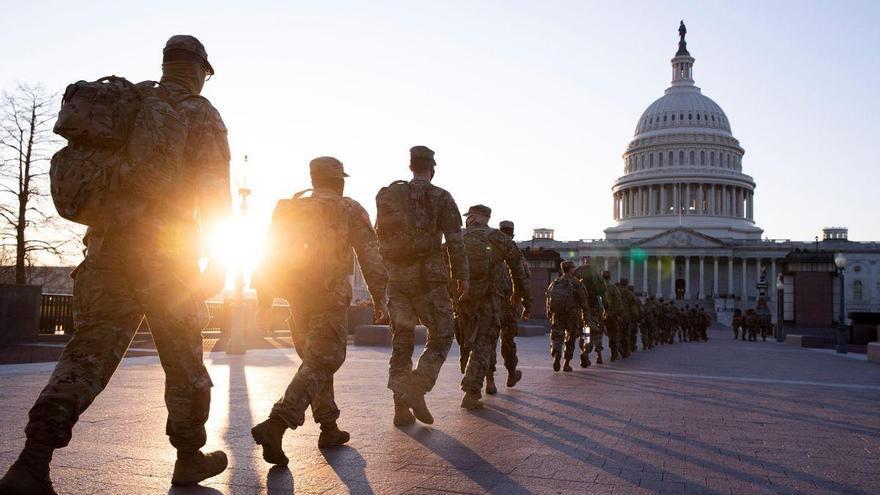 EEUU se blinda ante la amenaza de más violencia política organizada