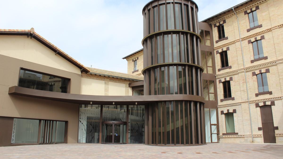 El museo de Villena.
