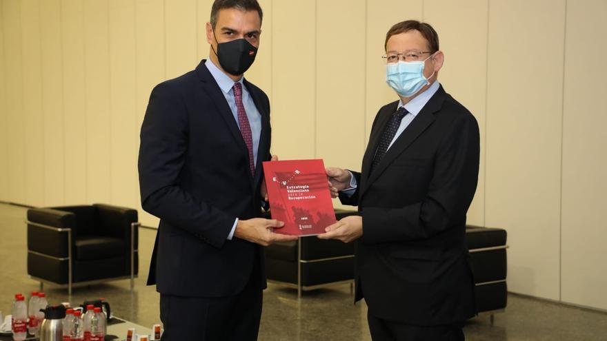 Sánchez urge a un acuerdo presupuestario para activar el dinero europeo