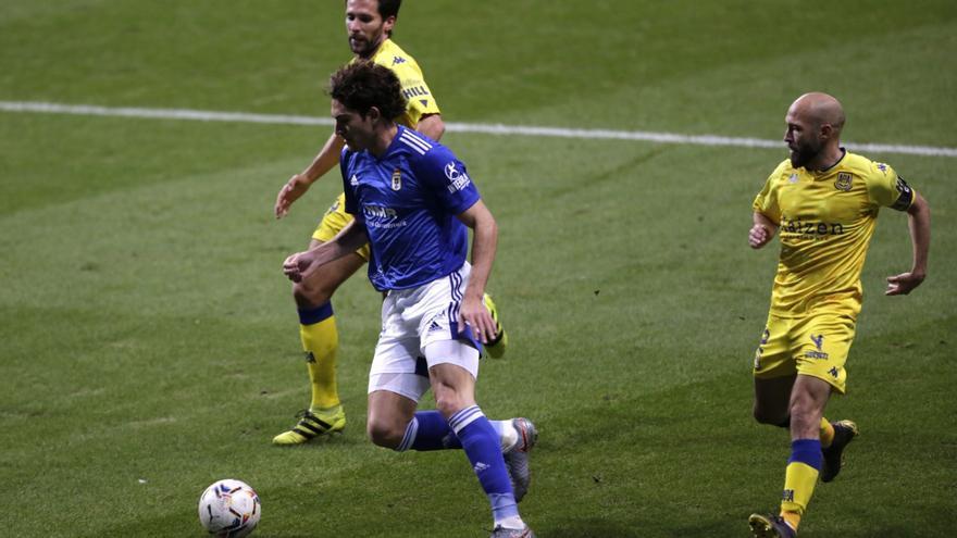 EN DIRECTO: Sangalli empata para el Oviedo (1-1)
