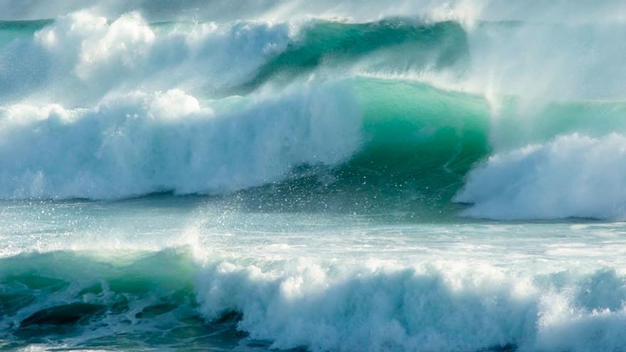 Alerta en Canarias por olas de más de 4 metros