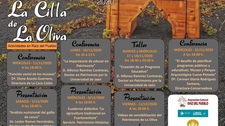 Cuaderno didáctivo «La agricultura tradicional en Fuerteventura»