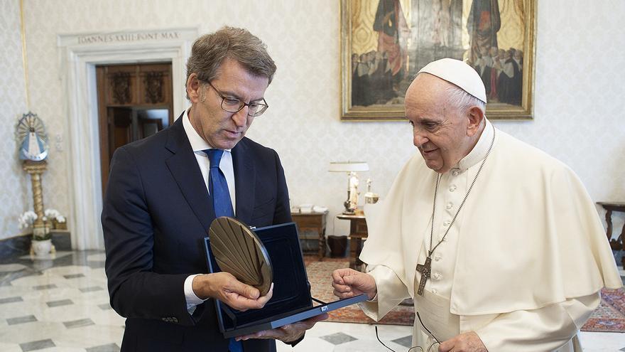 """El Papa sopesa visitar Santiago, """"pero no España, que quede claro"""""""