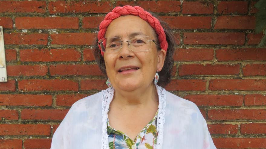 La zamorana Victoria Gullón, premiada como narradora de historias