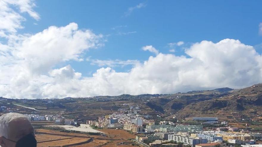 El mirador de Becerril, el nuevo balcón que mira al Noroeste