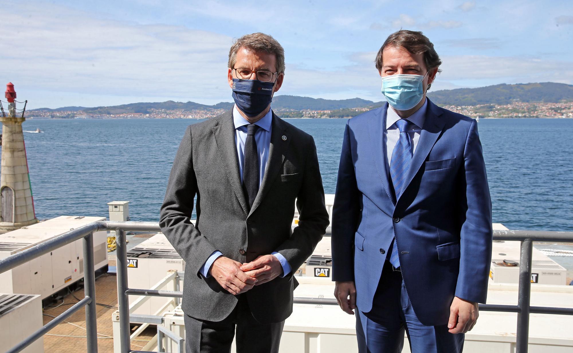 Galicia y Castilla y León unen fuerzas para reclamar protagonismo en inversiones
