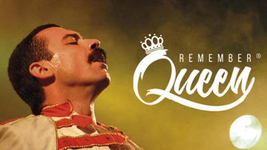 El espíritu de Queen en el Palacio de Congresos de Málaga