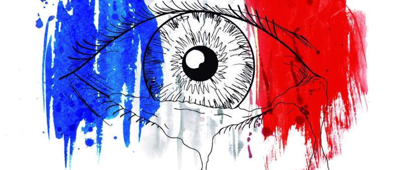 Un escándalo francés