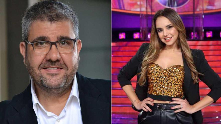 Chenoa y Florentino Fernández presentarán 'Feliz 2021', el especial de fin de año de La 1