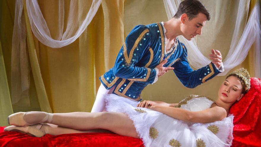 Nureyev y 'La bella durmiente'