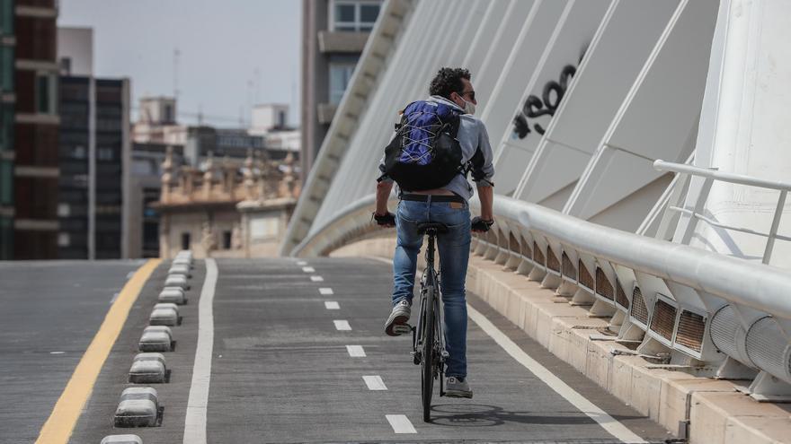 València construirá 15 carriles bici nuevos