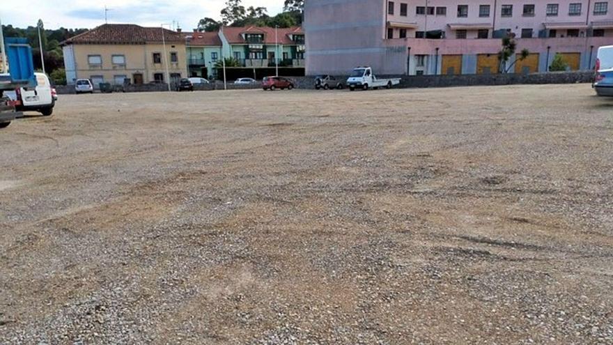 Llanes habilita un nuevo aparcamiento en Posada