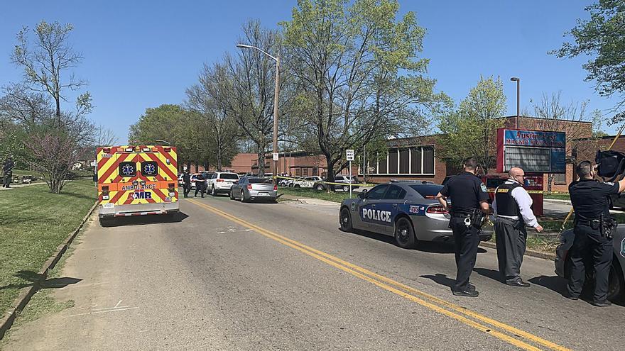 Un tiroteo en una oficina de correos de Tennessee deja dos fallecidos