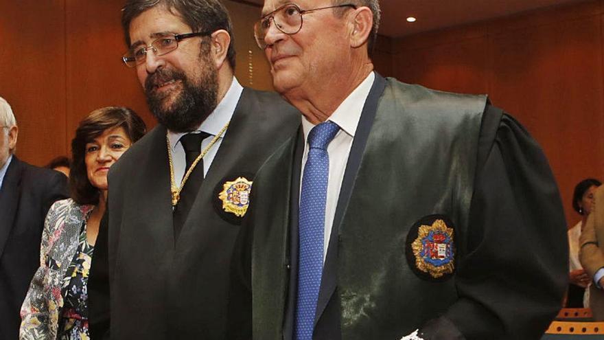El exfiscal jefe López Cog, miembro  del equipo que investiga a Juan Carlos I