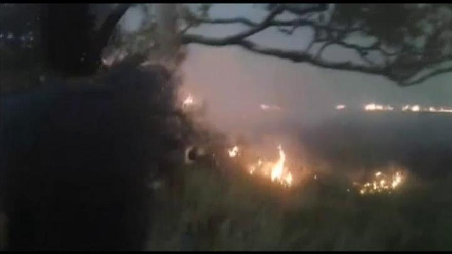 Un accidente de avión en Colombia deja cinco muertos