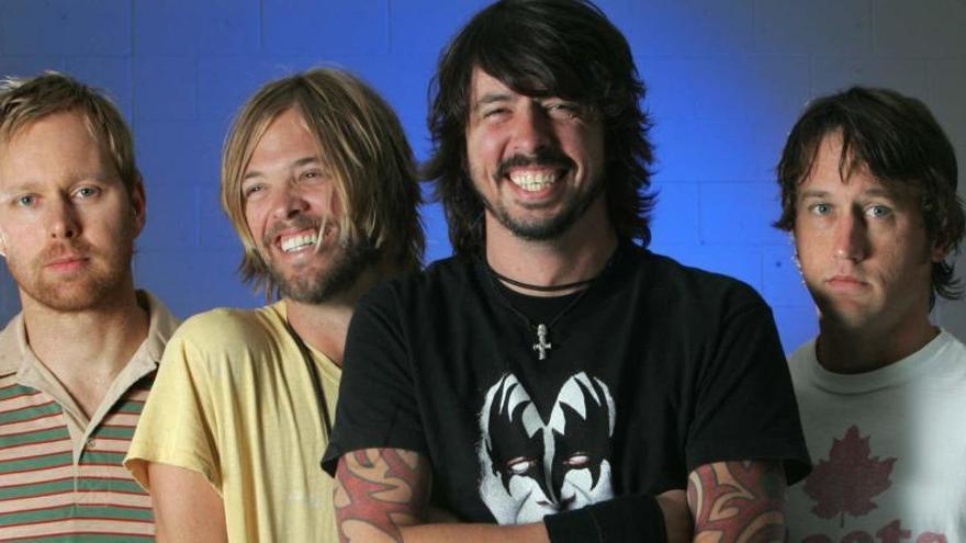 Los discos de Foo Fighters, catalogados de peor a mejor