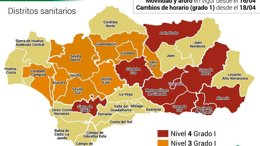Restricciones por covid en Córdoba: consulta aquí los nuevos horarios y aforos