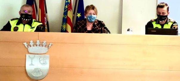 Presentación de la aplicacion de la Policía Local de Albatera