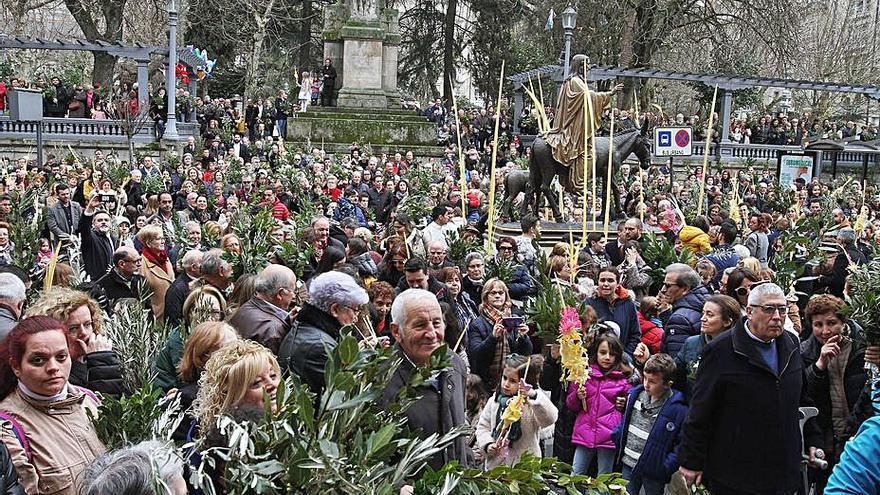 El Obispado anuncia una Semana Santa de puertas adentro, sin procesiones