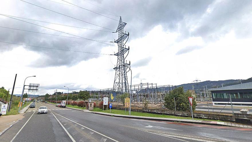 Una línea de alta tensión con 220 kv atravesará el monte comunal de Atios