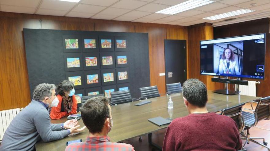 Pontevedra trabaja con el ministerio para conseguir los objetivos de la Agenda 2030