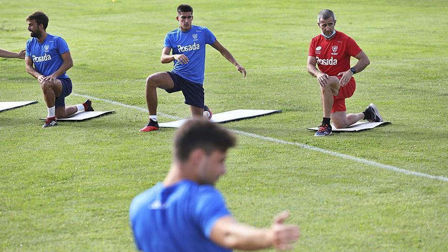 El preparador físico del Marino, reacio a jugar en Burgos