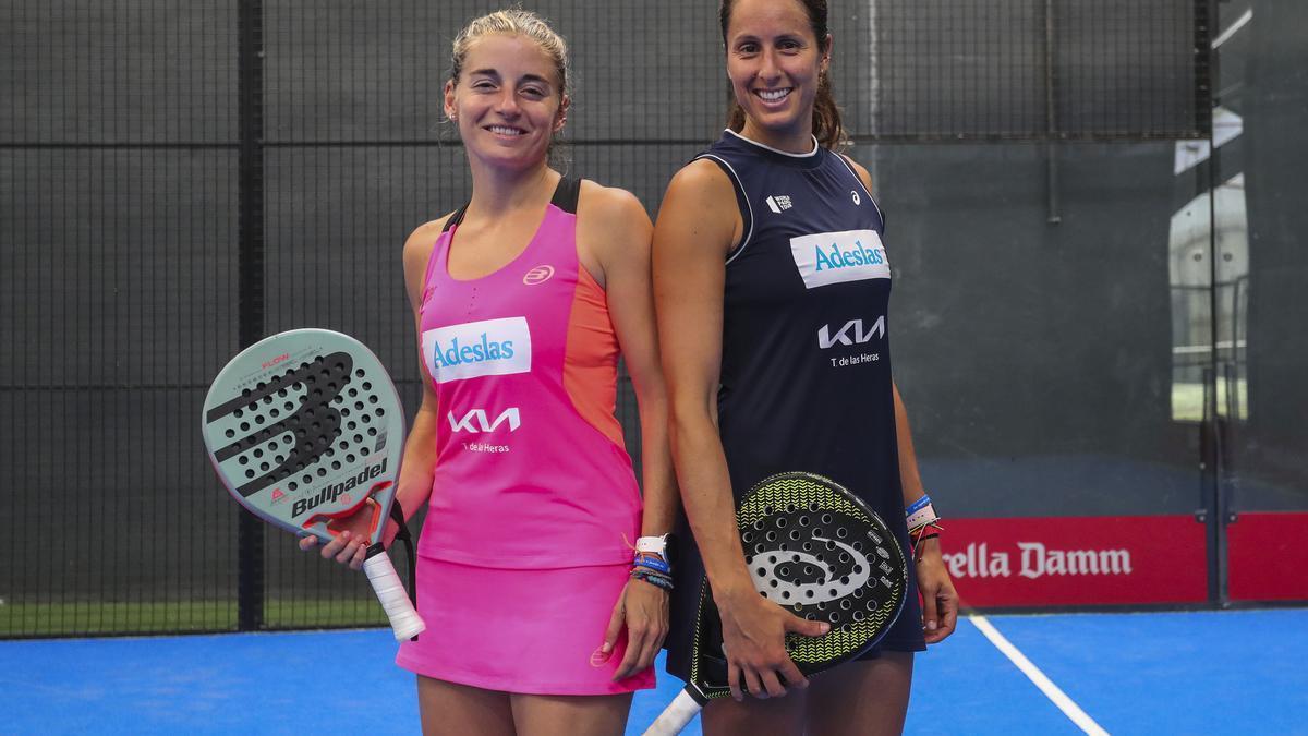 Alejandra Salazar y Gemma Triay