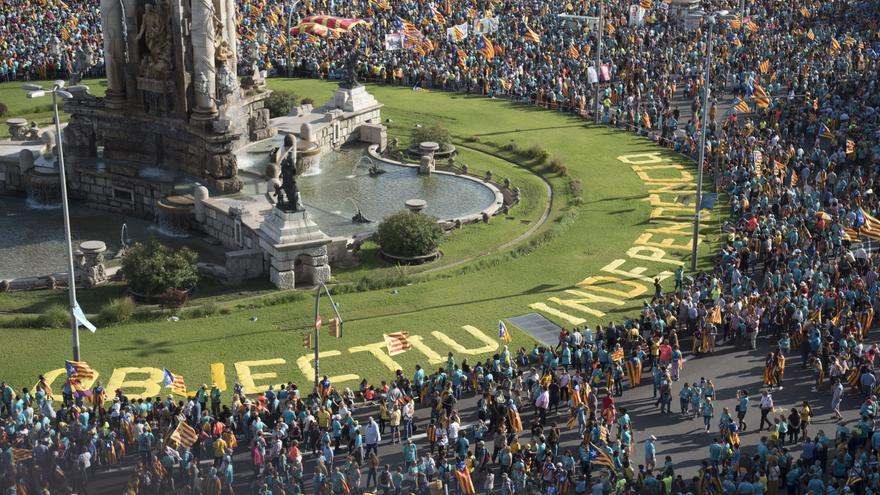 L'Esquerra Independentista convoca manifestacions per l'11-S a 4 punts de Catalunya