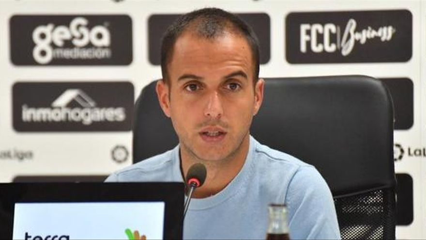 """Borja: """"Contar con Rubén Castro es como tener a Messi"""""""