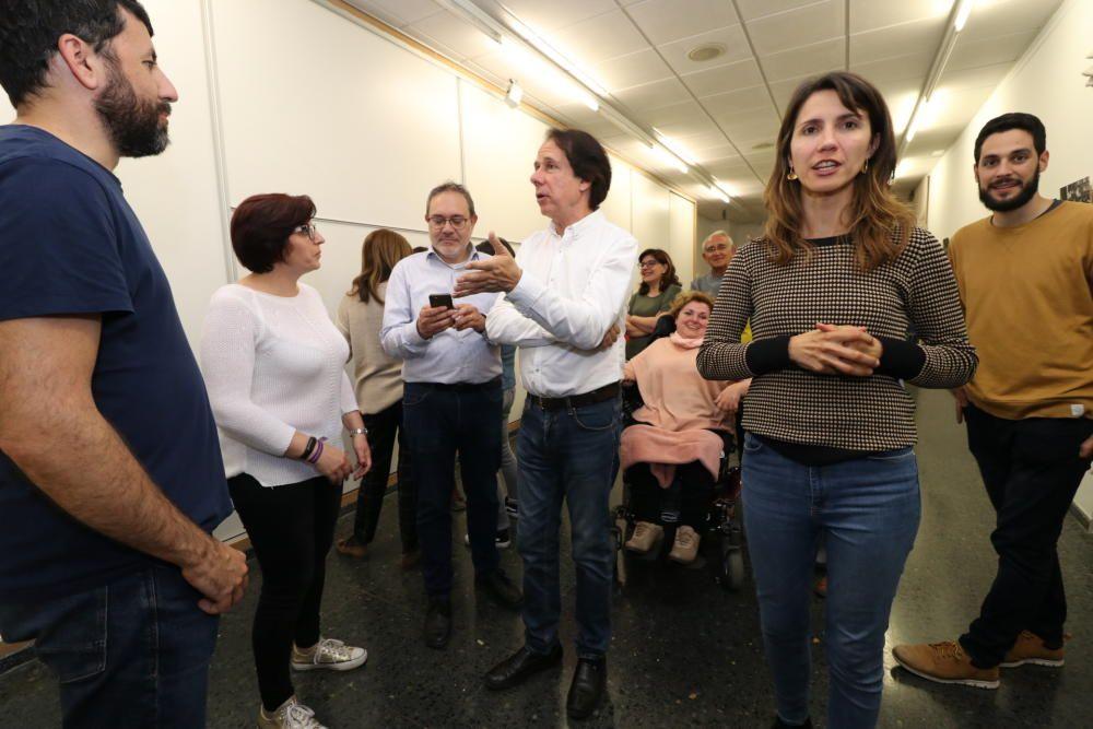 El PSOE ha ganado las elecciones municipales en Alcoy y ha conseguido 12 ediles.