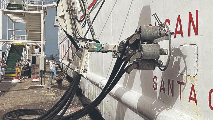 El puerto capitalino estrenará el servicio de suministro eléctrico