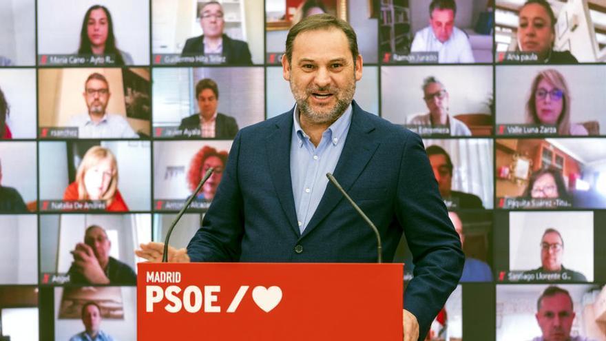El PSOE tanca la porta a la llei d'amnistia