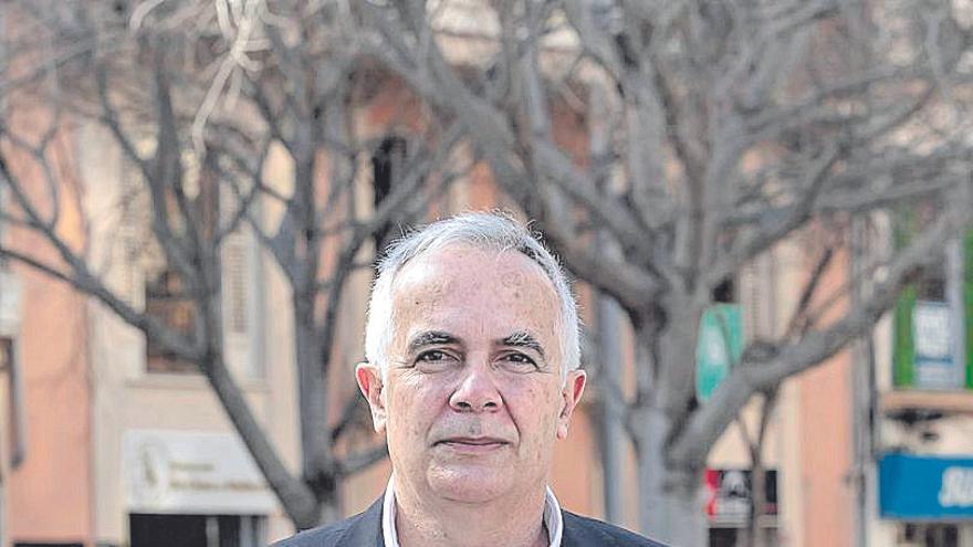 En contra | Miquel Grimalt: «La cuenca de Palma es una bomba para una inundación»