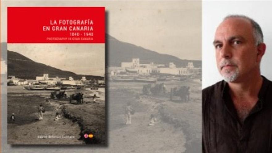 Presentación del libro La Fotografía en Gran Canaria 1840-1940, de Gabriel Betancor Quintana