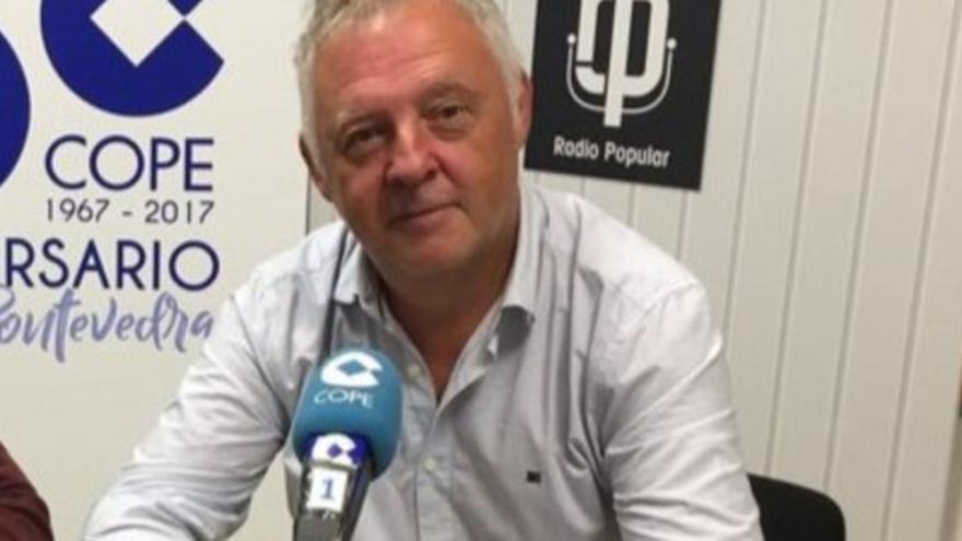 El periodista radiofónico Antonio Estévez será Vigués Distinguido