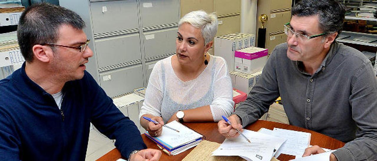 Ingenio guarda uno de los archivos familiares más antiguos de Canarias