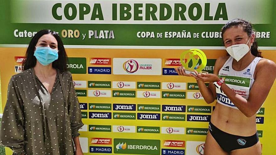 Cuarto puesto para el equipo femenino de la Gimnástica en la Copa de España