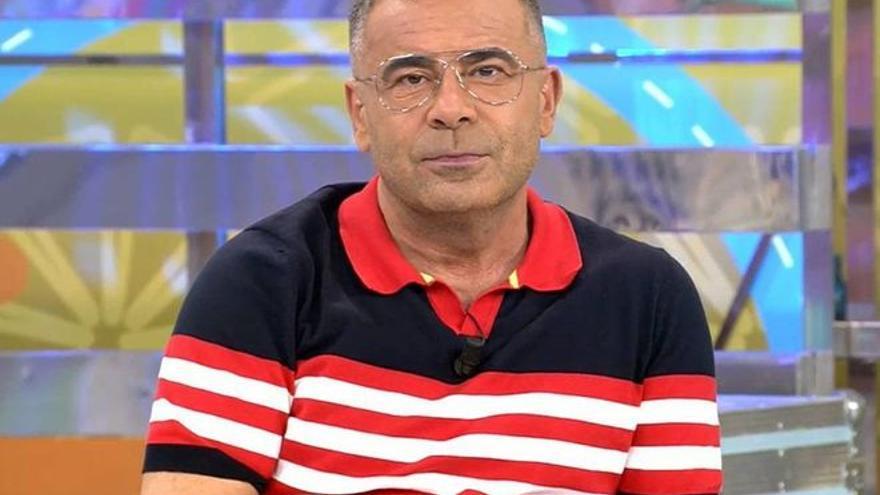 """Jorge Javier se pronuncia sobre su supuesta """"guerra"""" con Carlota Corredera"""