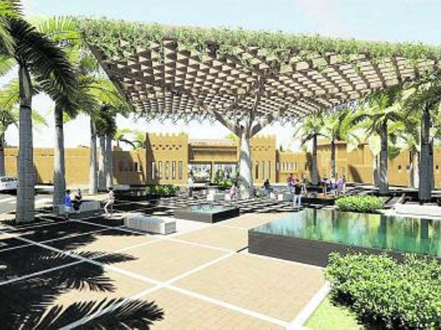 Diseño canario para modernizar  el norte de África
