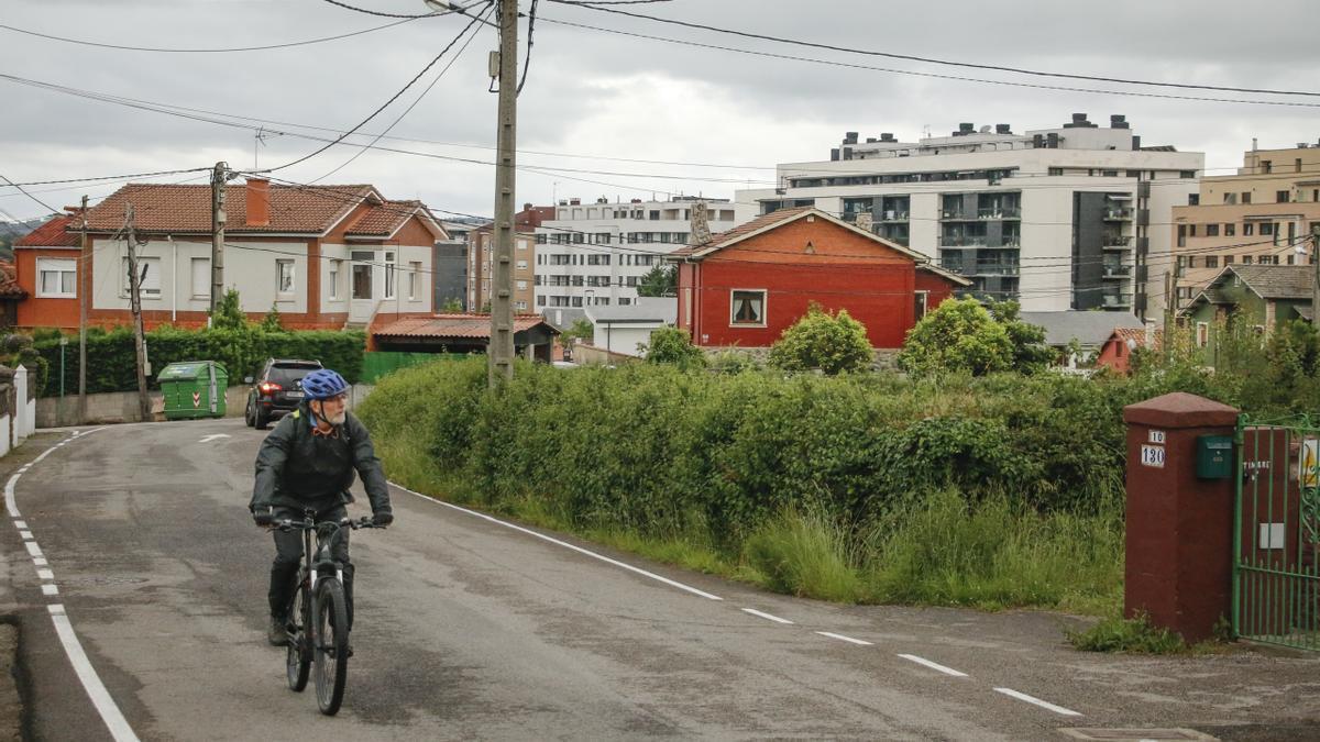 Entorno rural en Nuevo Roces.