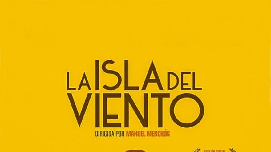 'La Isla del Viento'. Manuel Menchón (2014)